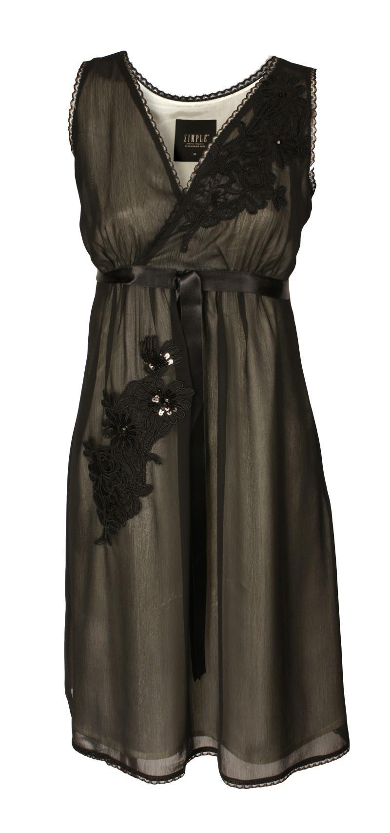 Sukienki i spódnice Simple na wiosnę i lato 2009 - Zdjęcie 28