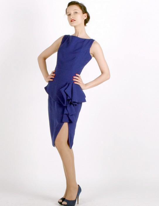 Sukienki Mai Koteckiej - wiosna/lato 2012