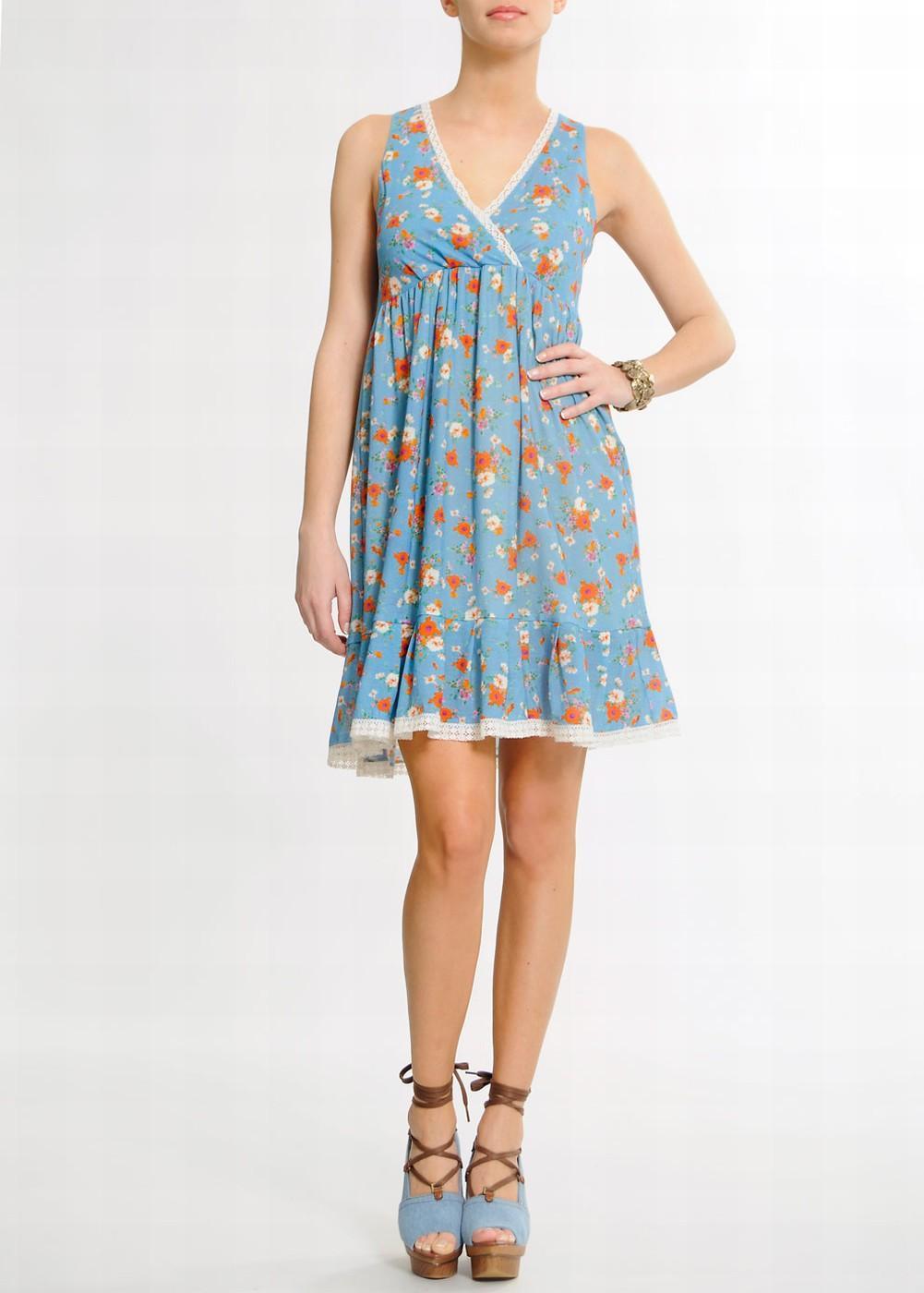 Sukienki Mango wiosna/lato 2010 - Zdjęcie 168