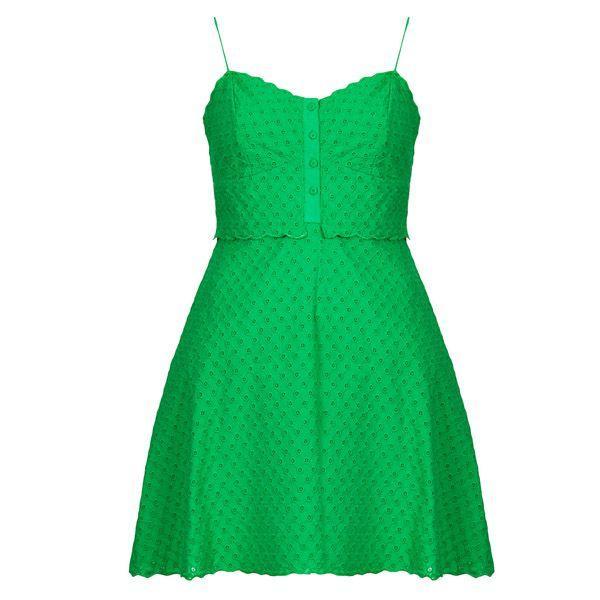 Sukienka na cienkich ramiączkach, Topshop, cena