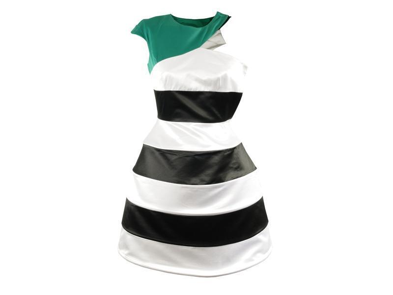 sukienka na studniówkę, SIMPLE