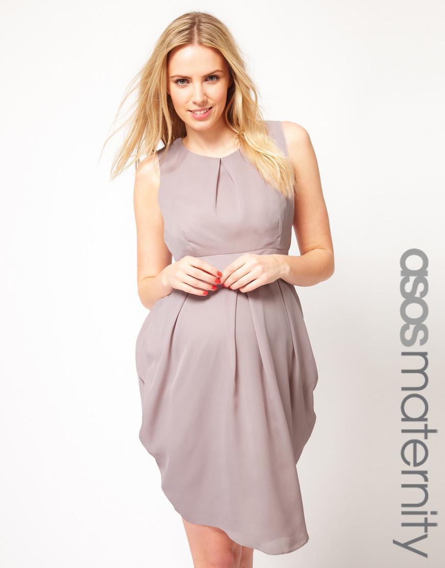 83de7b560e Asos - sukienka ciążowa - wiosna lato 2012. Sukienki na wesele dla ciężarnej  ...