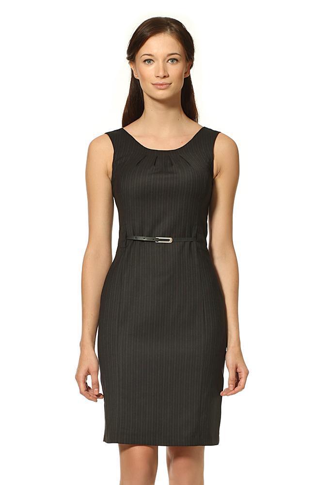 sukienka Orsay w kolorze czarnym - moda 2013/14