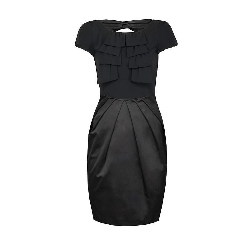 czarna sukienka Pretty Girl - jesień/zima 2010/2011