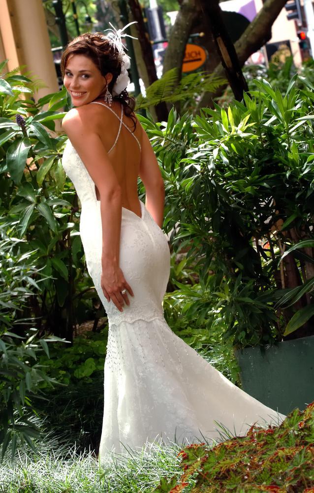 Sukienki ślubne - 15 oryginalnych modeli - galeria