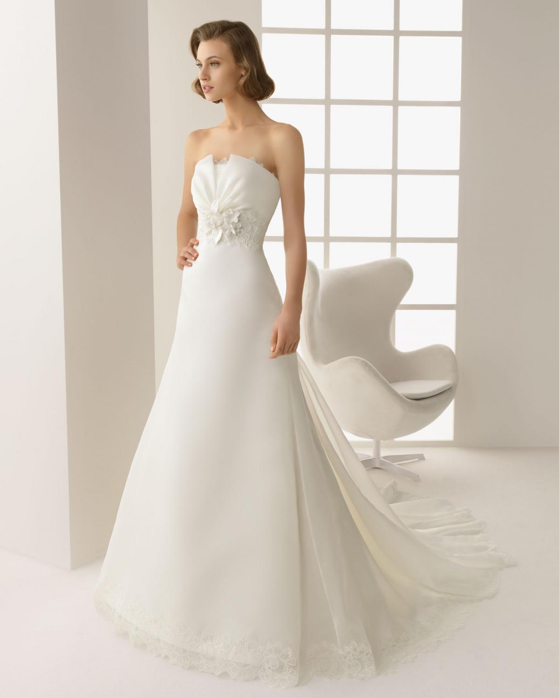 Sukienki ślubne linia TWO by Rosa Clara 2013