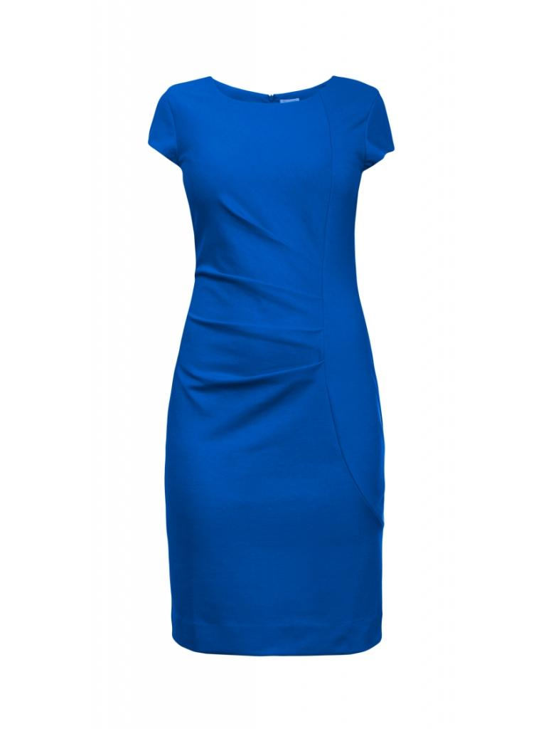 35149bcb09 niebieska sukienka Solar - wiosna lato 2013 - Sukienki Solar na ...
