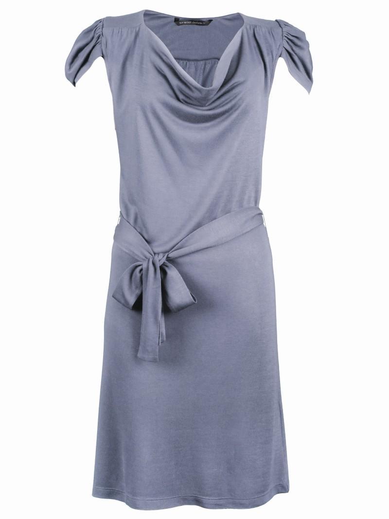 szara sukienka Top Secret - letnia kolekcja