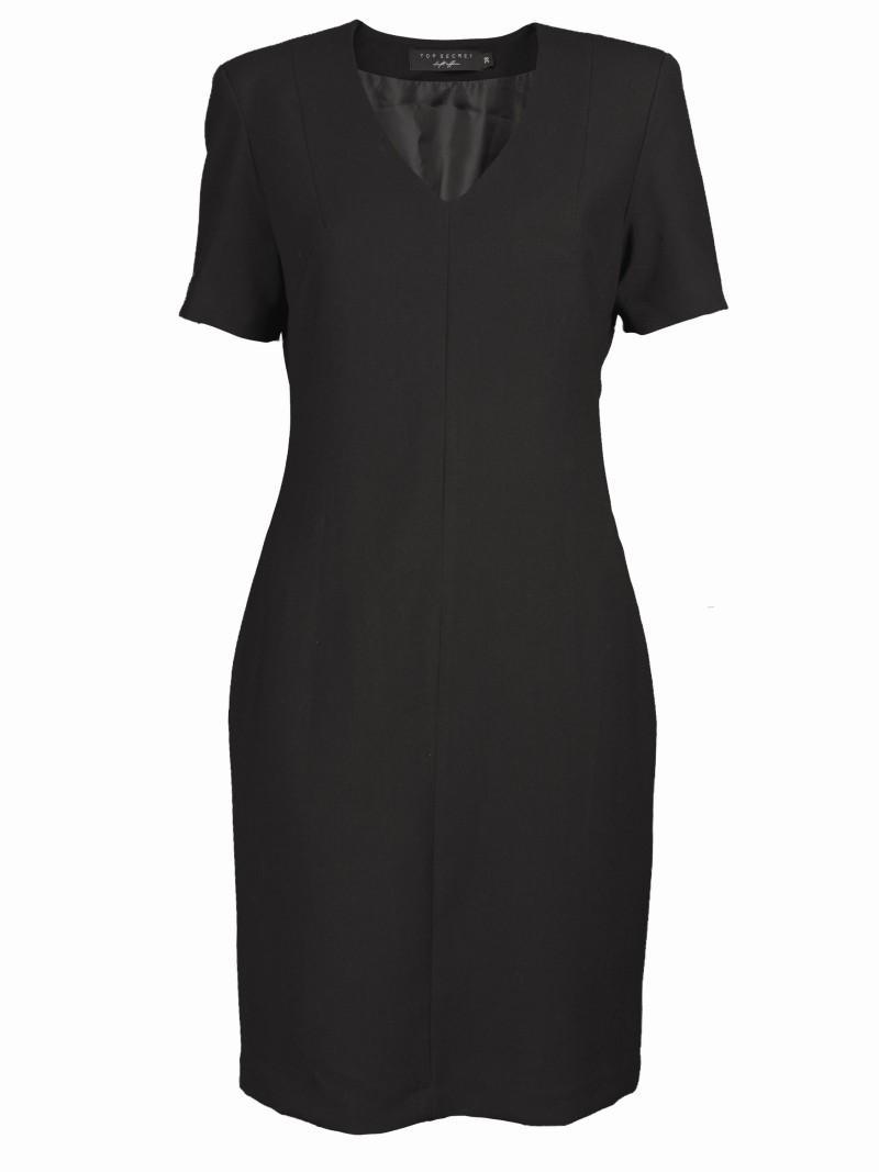 czarna sukienka Top Secret - kolekcja wiosenna