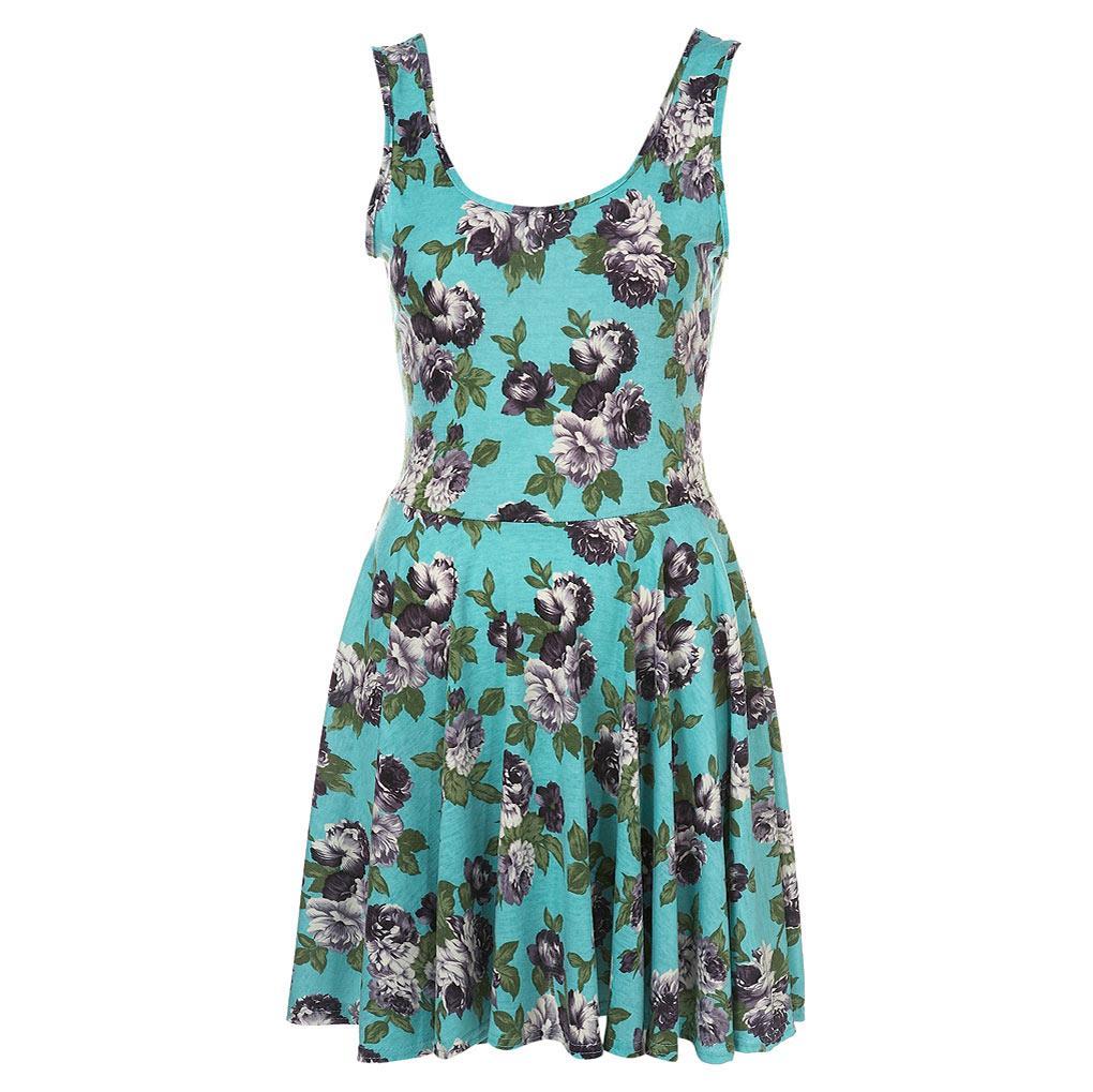 Sukienki TopShop wiosna/lato 2010 - Zdjęcie 65