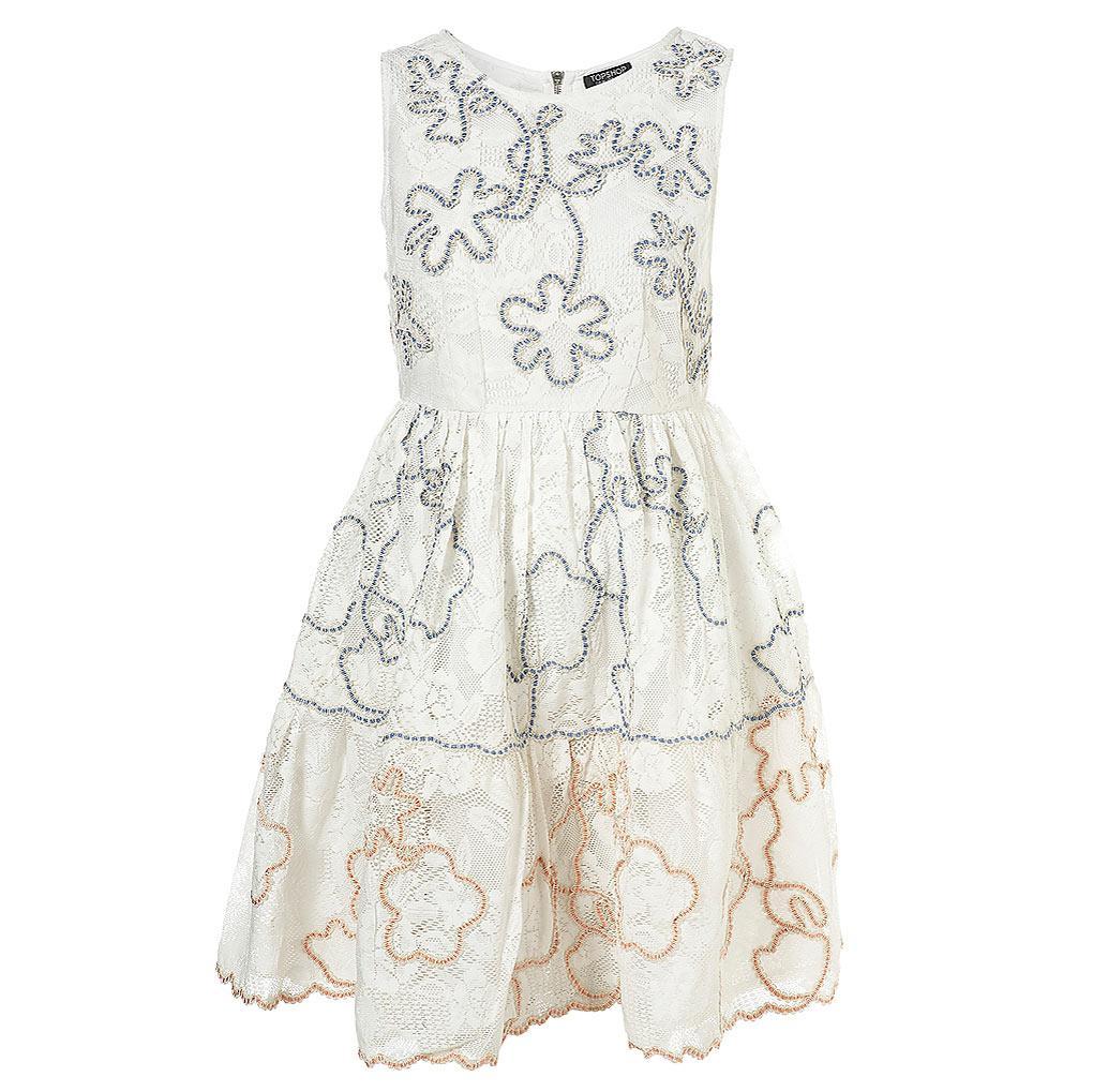 Sukienki TopShop wiosna/lato 2010 - Zdjęcie 124