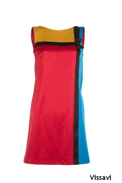 Sukienki w stylu Twiggy - stylizacje