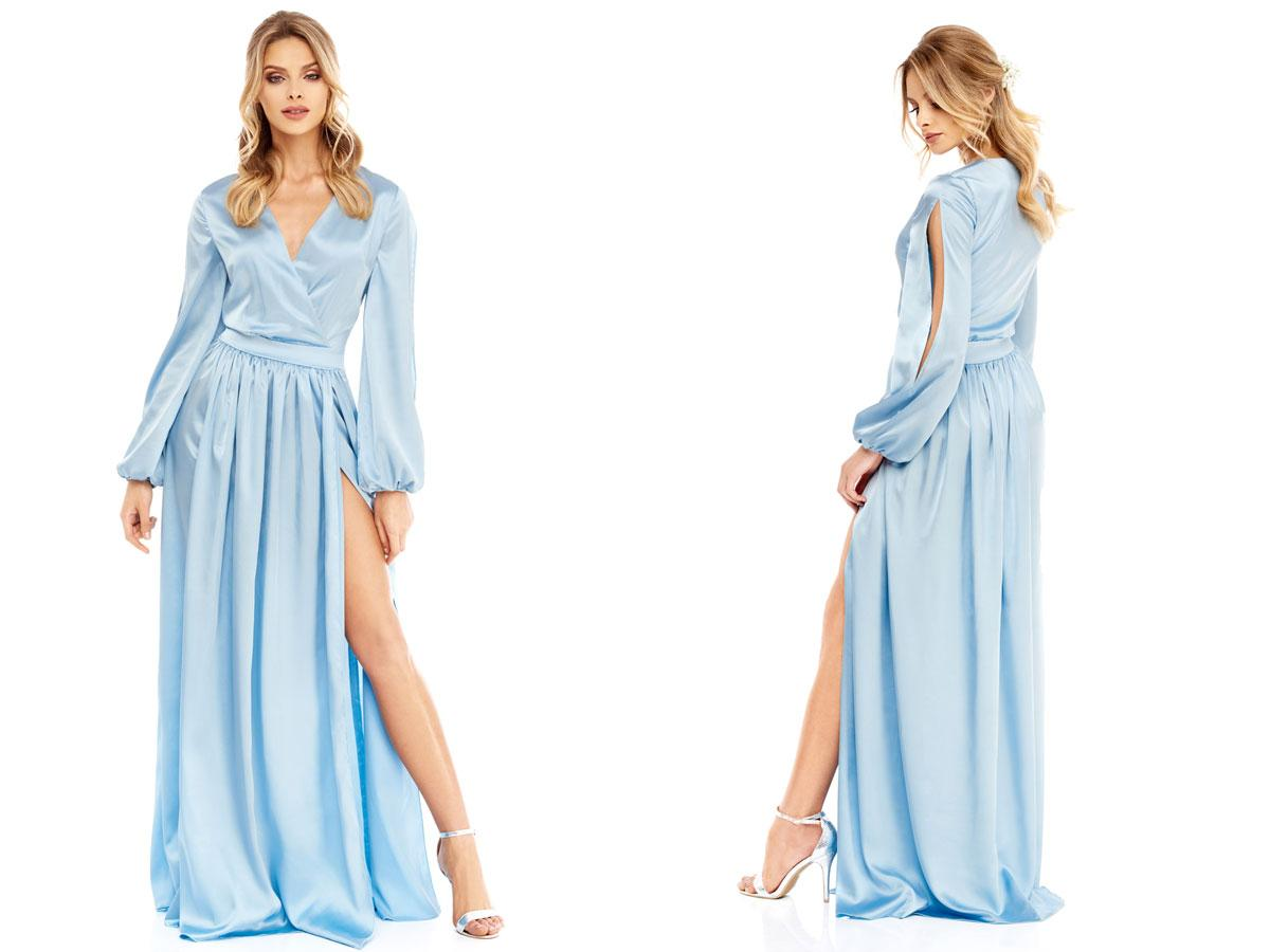 Sukienka wizytowa maxi, Sugarfree, cena ok. 299,00 zł