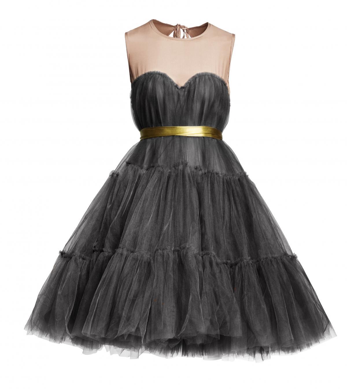 Sukienki z kolekcji Lanvin dla H&M - galeria