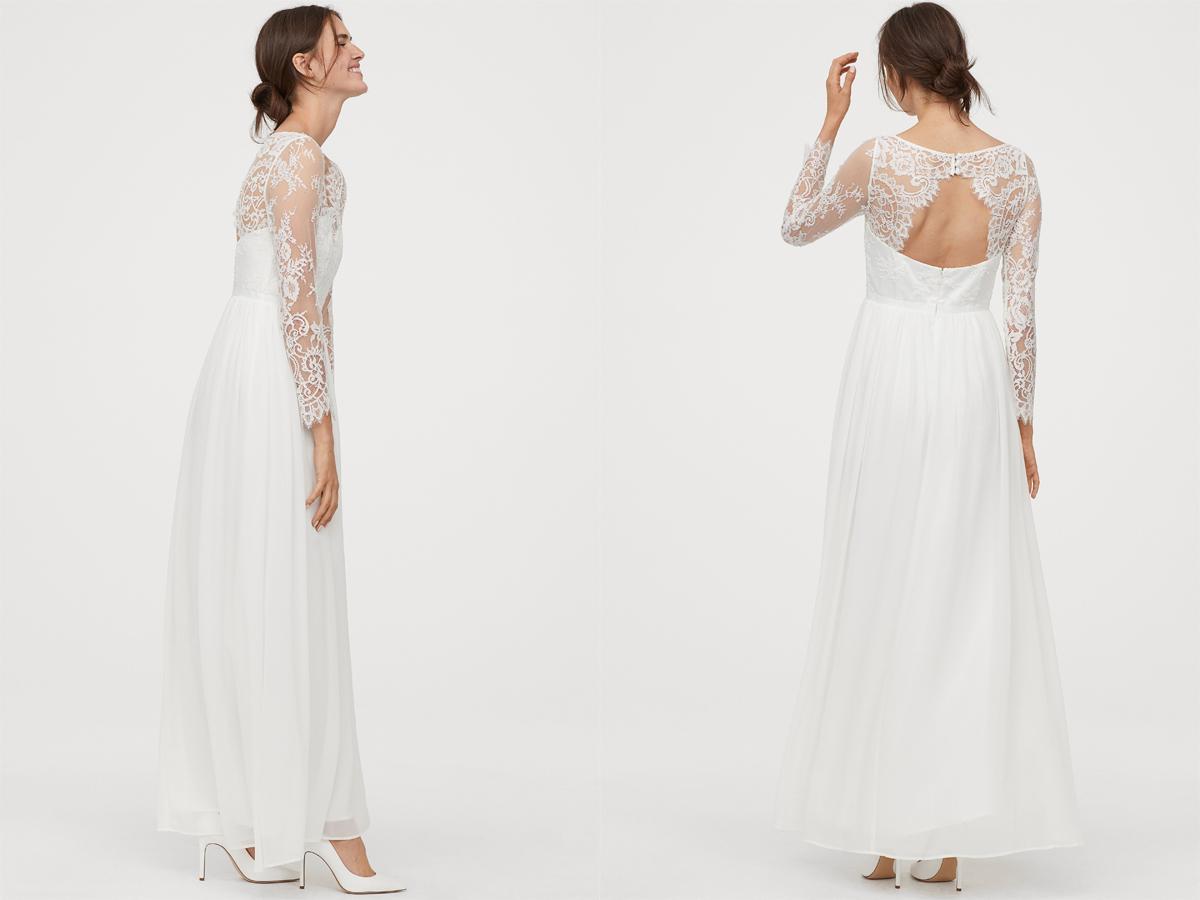 Suknia ślubna niedroga
