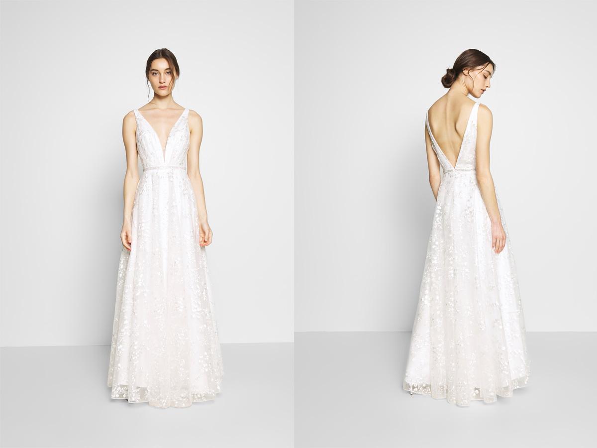 Suknia ślubna krój A