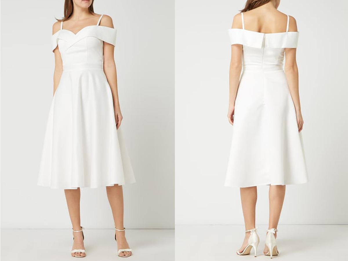 Suknia ślubna krótka do 1000 zł