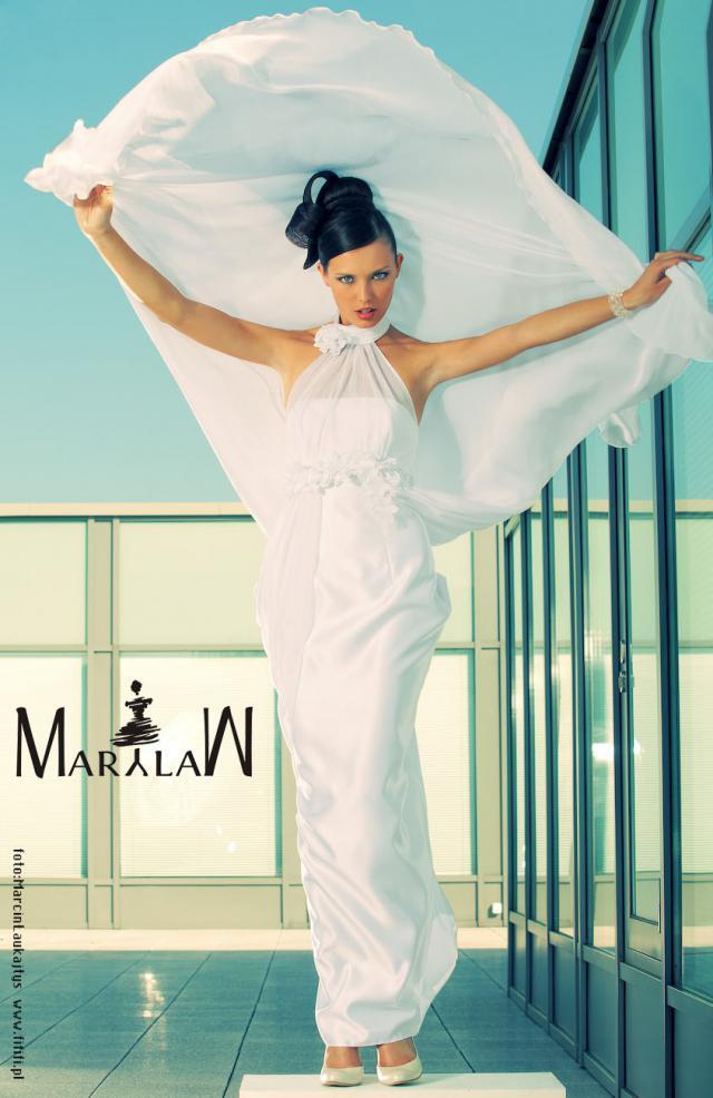 suknie ślubne 2012, Maryla W.
