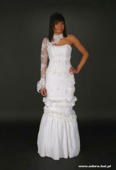 Suknie ślubne ADORA - kolekcja Viviane - zdjęcie