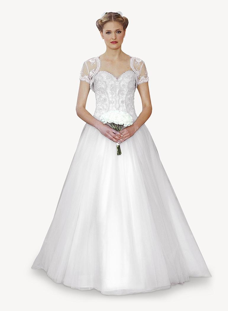 suknia ślubna Carolina Herrera