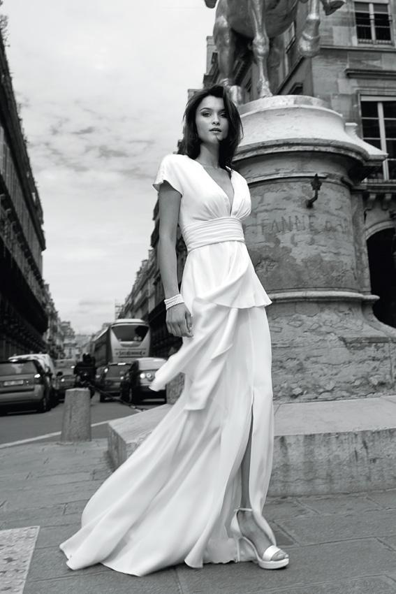 Suknie ślubne Cymbeline 2013 - model Galvada