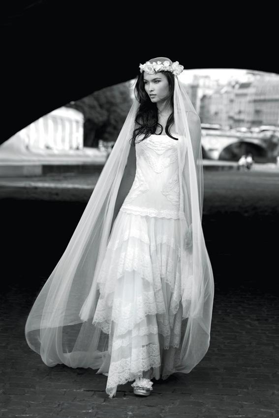 Suknie ślubne Cymbeline 2013 - model Gitane