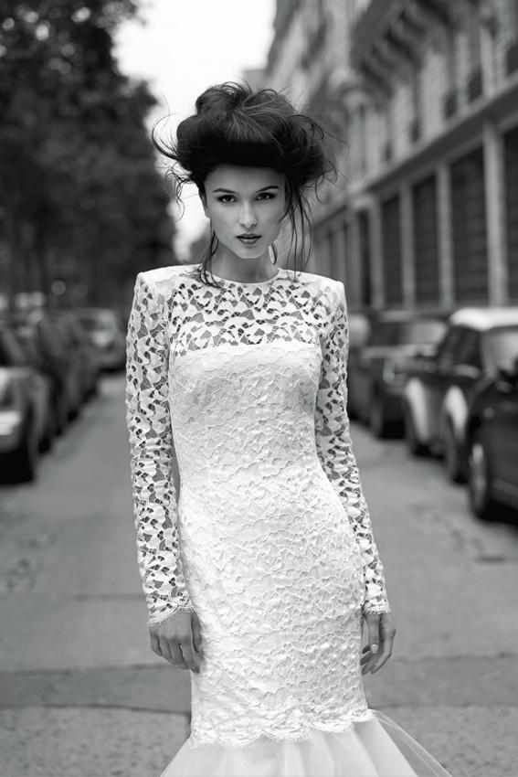 Suknie ślubne Cymbeline 2013 - model Gloire