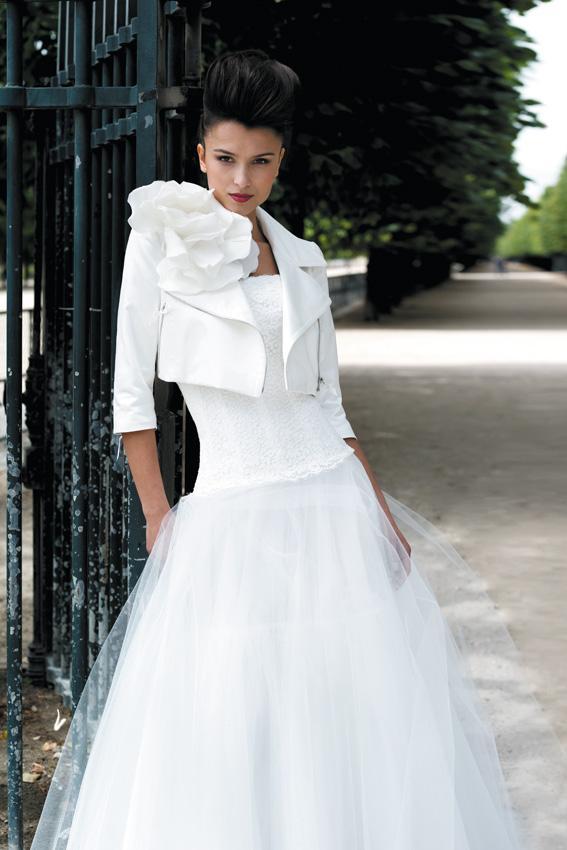 Suknie ślubne Cymbeline 2013 - model Guster