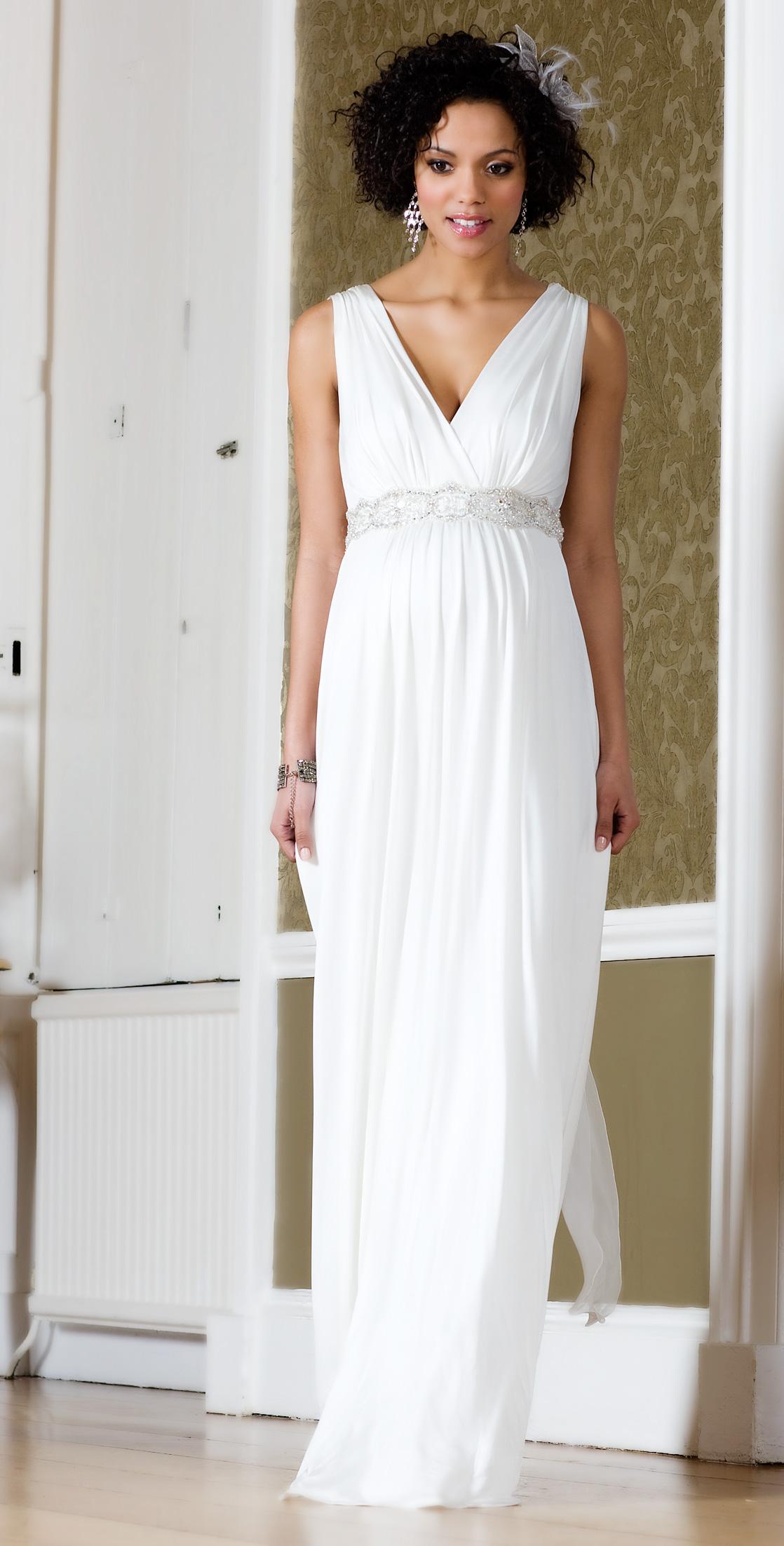 Suknia ślubna Tiffany Rose Odcinana Pod Biustem Suknie ślubne Dla