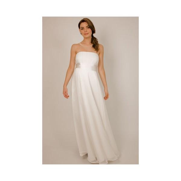 ef58c58473 suknia ślubna Charm Girl odcinana pod biustem - Suknie ślubne dla ...