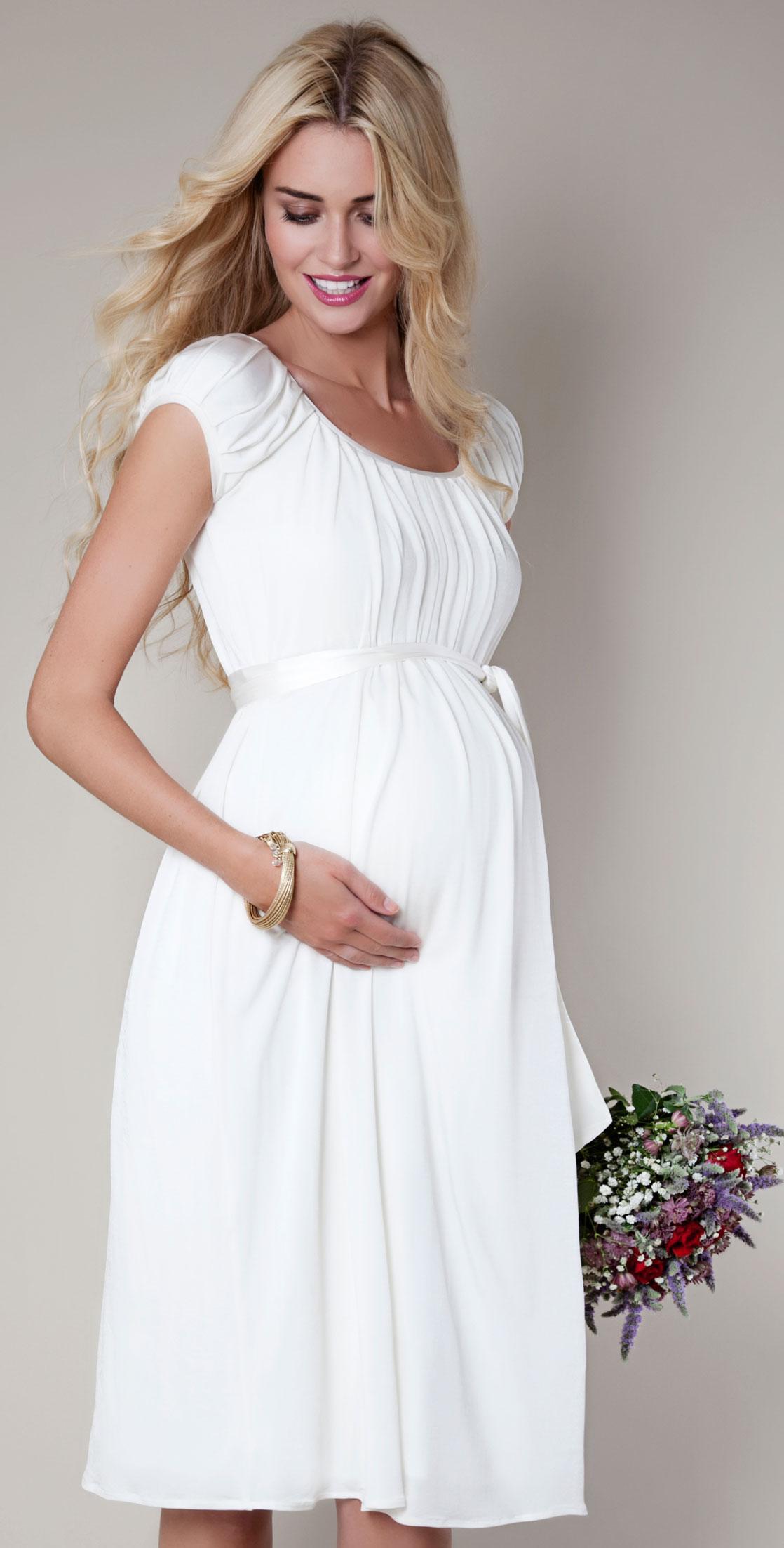 cc1029ac suknia ślubna Tiffany Rose krótka - Suknie ślubne dla kobiet w ciąży ...
