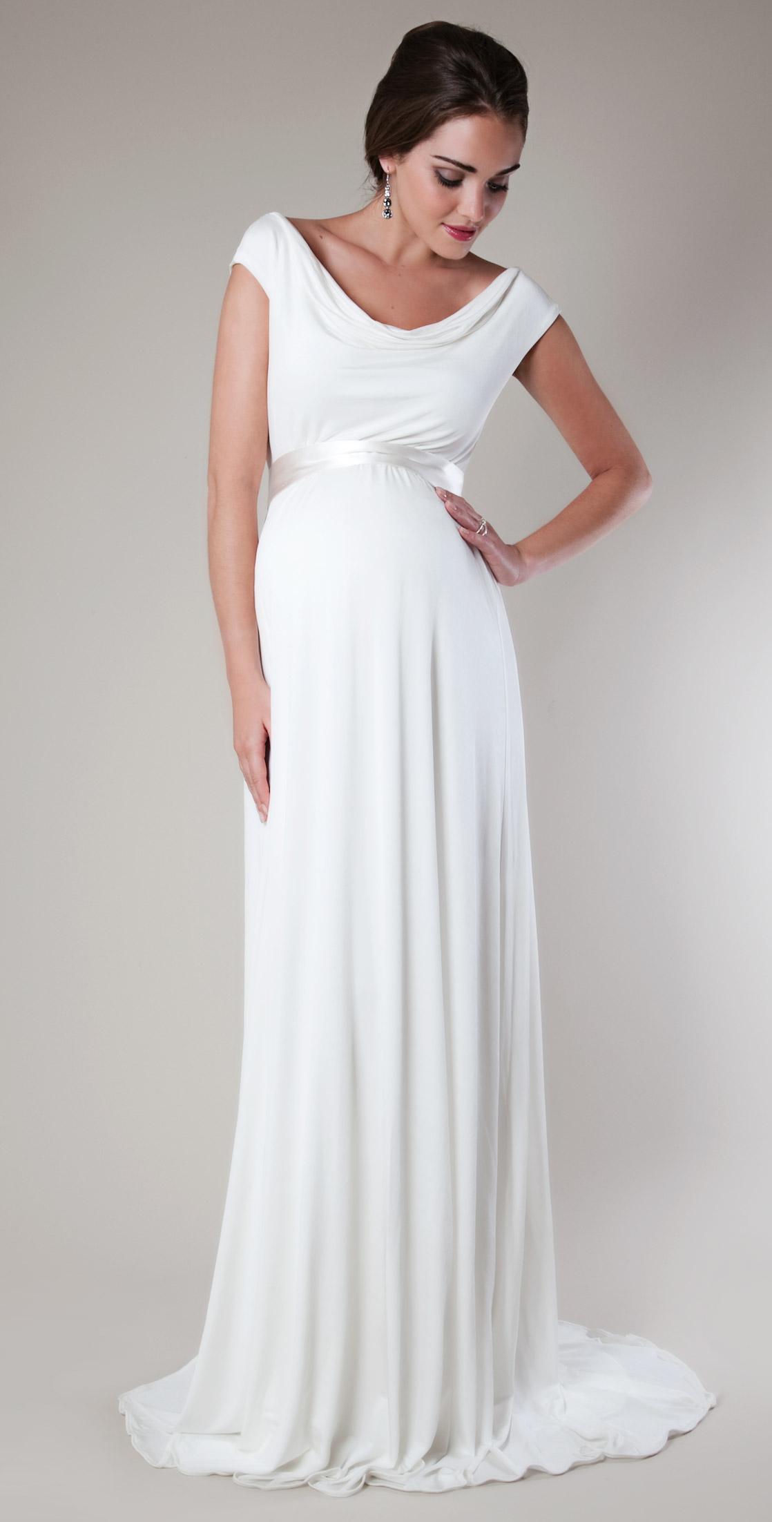 de700dfa83 Wspólne suknia ślubna Tiffany Rose z trenem - Suknie ślubne dla kobiet w   AO-