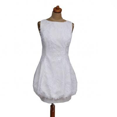 suknia ślubna Femini bombka