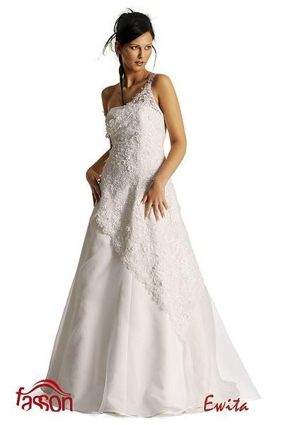 Suknie ślubne firmy Fasson - Zdjęcie 4