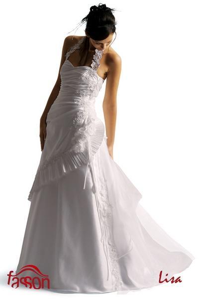 Suknie ślubne firmy Fasson - zdjęcie