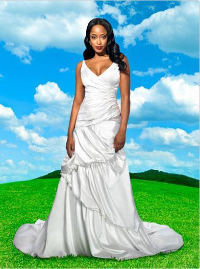suknie ślubne 2010