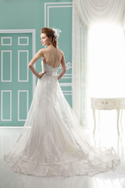 Suknie ślubne - Jasmine Collection 2013