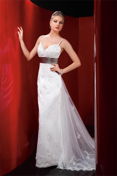 Suknie ślubne Lisa Ferrera 2011 - Zdjęcie 63