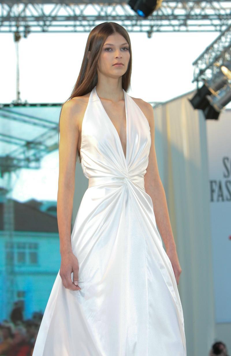 Suknie ślubne Macieja Zienia - Sopot Fashion Day 2009 - Zdjęcie 4
