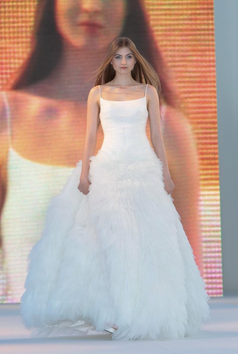 Suknie ślubne Macieja Zienia - Sopot Fashion Day 2009 - Zdjęcie 40