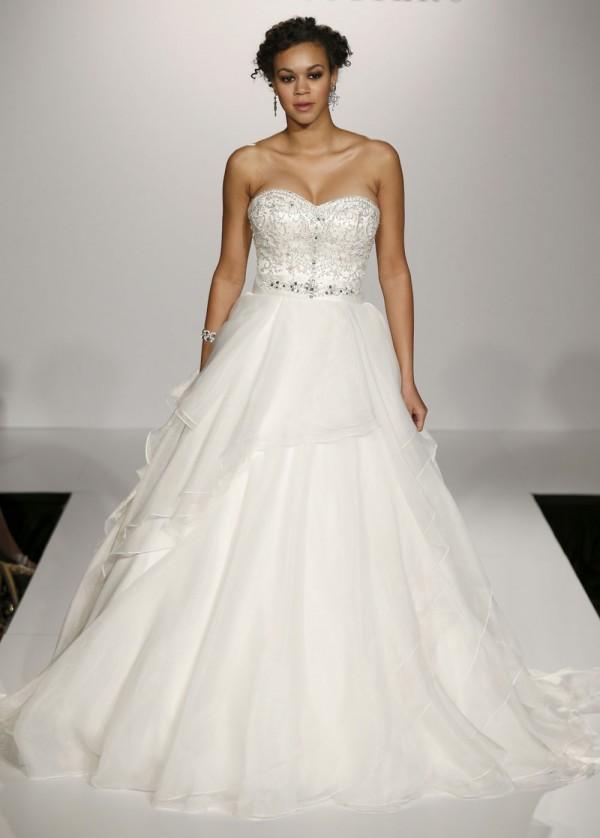 edd82eb33e biała suknia ślubna Maggie Sottero - Suknie ślubne Maggie Sottero ...