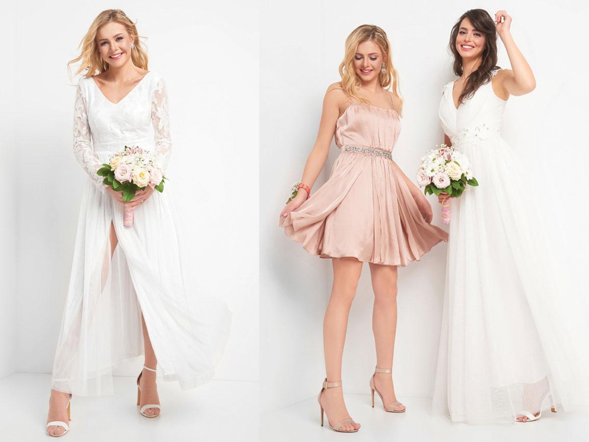 Suknie ślubne Orsay 2019