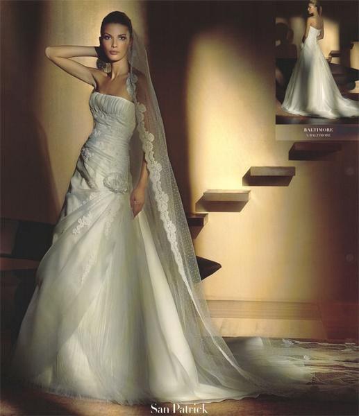 Suknie ślubne salonu Młoda i Moda - kolekcja 2008 - Zdjęcie 4