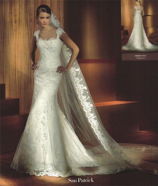 Suknie ślubne salonu Młoda i Moda - kolekcja 2008 - Zdjęcie 8