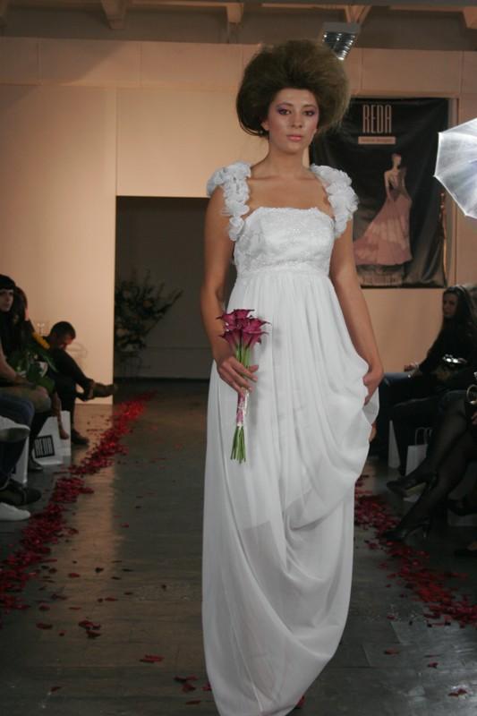 Suknia ślubna projektu Sylwii Redy-Kosiak