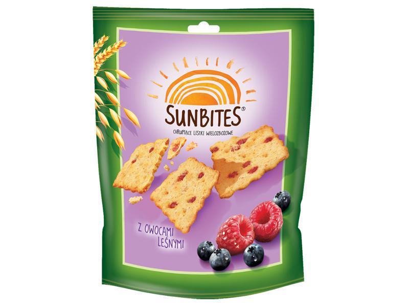 Sunbites owoce leśne