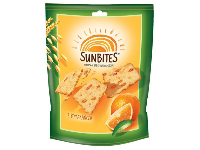 Sunbites z pomarańczą