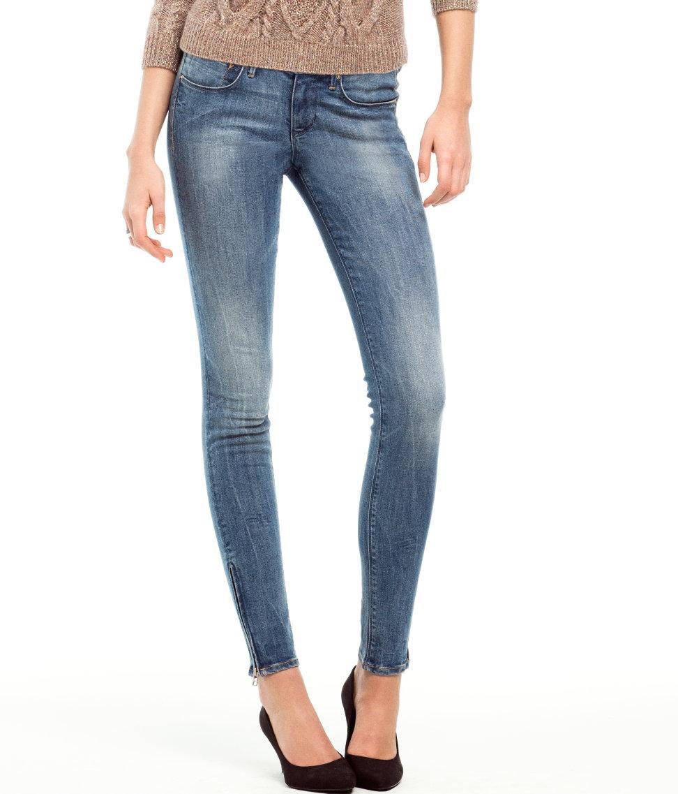 spodnie H&M - trendy wiosenno-letnie