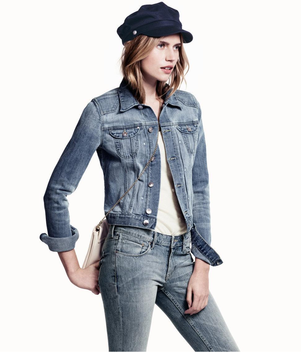 katana H&M - trendy wiosna/lato 2013
