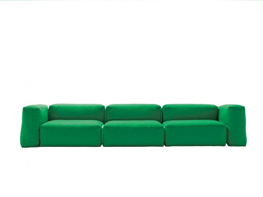 """Królowie designu - Jasper Morrison: Sofa """"Super Oblong"""" (2004/2007), Cappellini"""